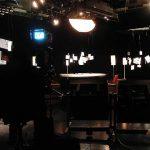 Le plateau de l'émission.